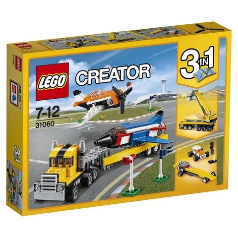 LEGO Creator: Пилотажная группа 31060 — Airshow Aces — Лего Креатор Создатель