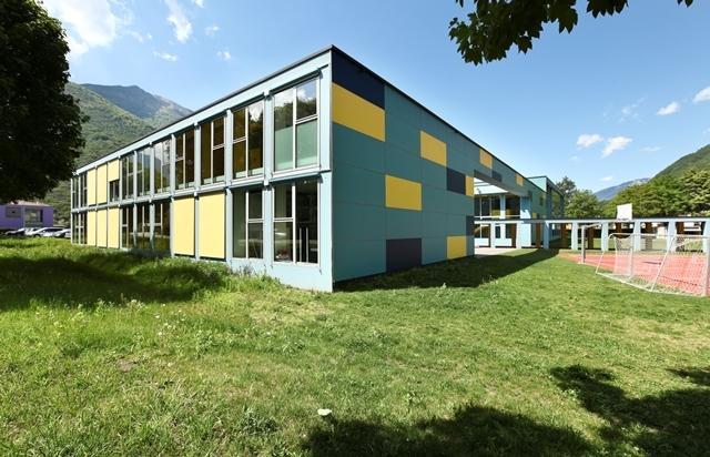 Пример СЗЗ Школа-детский сад