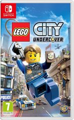 LEGO CITY Undercover (Nintendo Switch, русская версия)