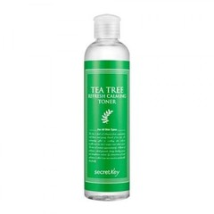 Тоник для лица с экстрактом чайного дерева Secret Key Тea Tree Refresh Calming Toner, 248мл