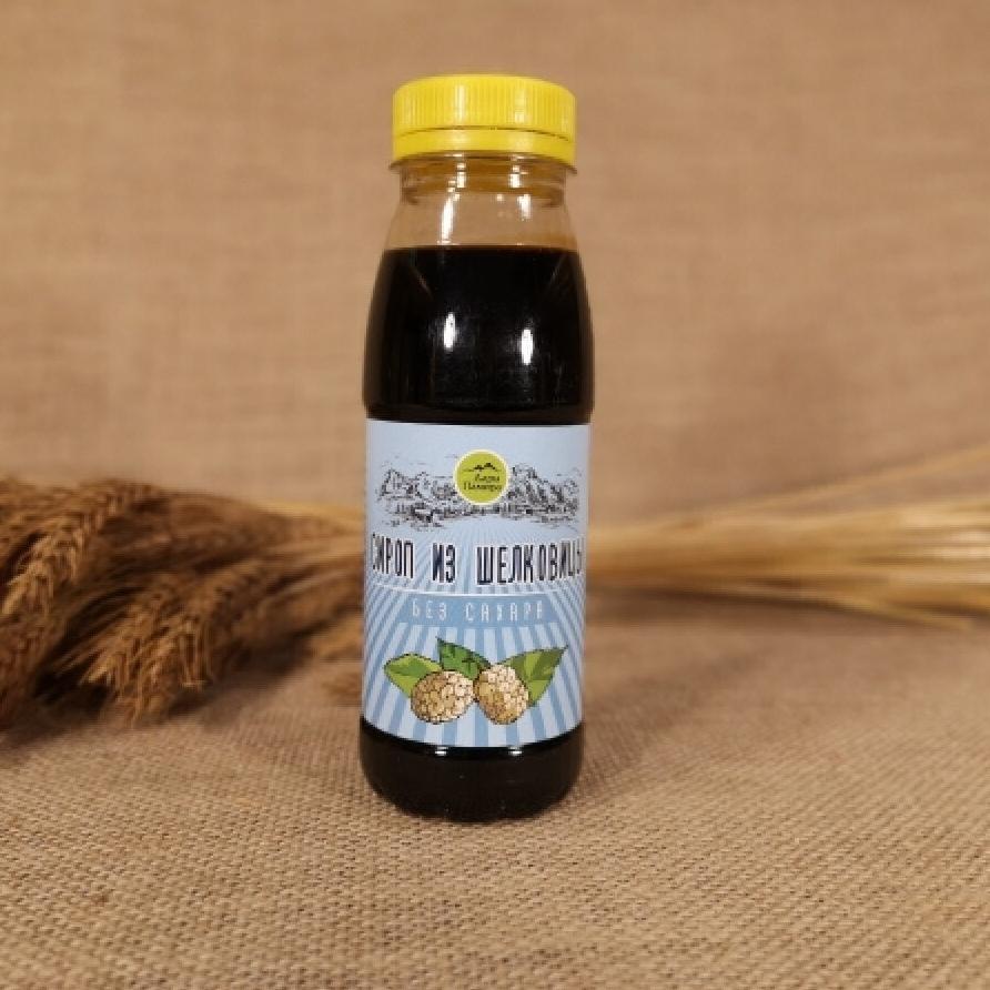 Фотография Сироп из шелковицы без сахара (дошаб), Турция, 330 мл купить в магазине Афлора