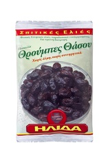 Оливки Трумба с косточкой в фольге Ilida 200 гр