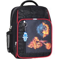 Рюкзак школьный Bagland Школьник 8 л. черный 31м (0012870)