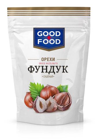GOOD FOOD Фундук сушеный 130 г