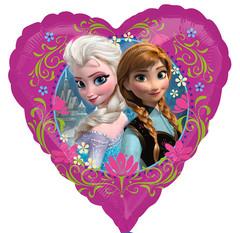А 18 Сердце Холодное сердце / Frozen Heart s60 / 1шт
