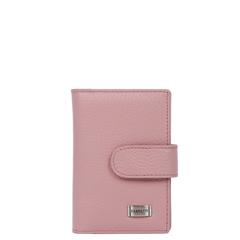 Визитница женская Fabretti 42003-pink D