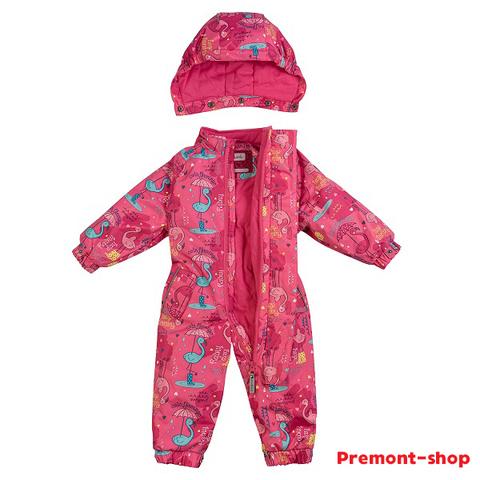 Демисезонный комбинезон Premont Фламинго SP71021