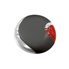 Подсветка на корпус поводка-рулетки Flexi LED Lighting Systeм черный