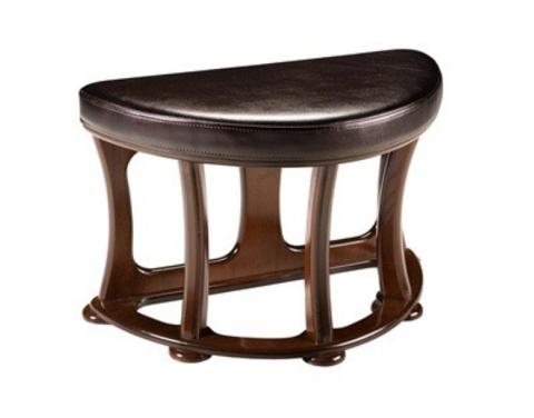 Банкетка деревянная Агата орех, коричневый