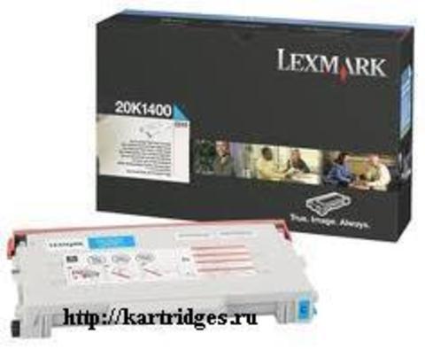 Картридж Lexmark 20K1400