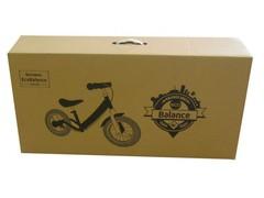 Беговел EcoBalance NEXT, сверхлегкий, 1,9 кг, золотой коробка упаковка