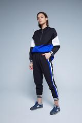 черно-синий спортивный костюм интернет-магазин