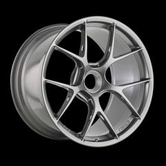 Диск колесный BBS FI-R 9.5x20 CentralLock ET50 CB84.0 platinum silver
