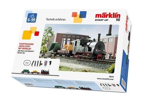 Marklin 29173 Цифровой стартовый набор железной дороги
