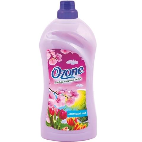 Фабрика Ромакс Ozone Кондиционер для белья Цветущий сад 2л