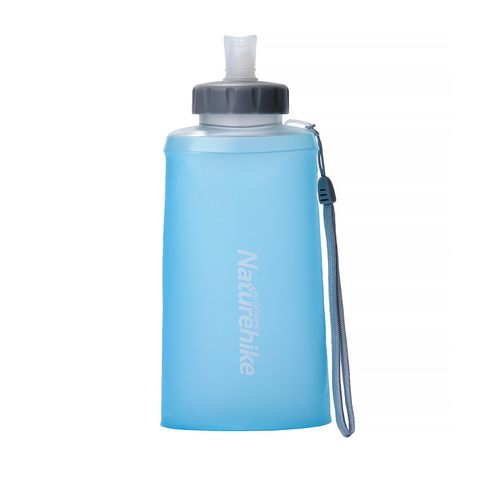Бутылка складная Naturehike SoftShell Antibacterial Bottle, 750мл