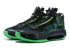 Air Jordan 34 PF 'Black/Green'