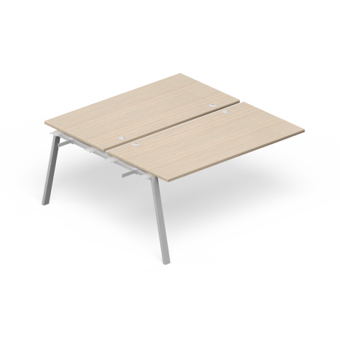 Приставной стол на 2 рабочих места