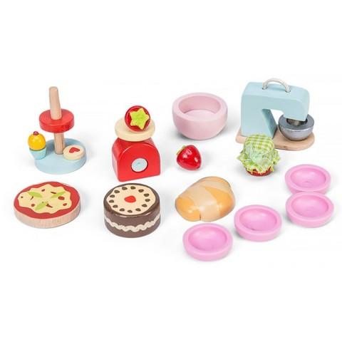 Набор аксессуаров для домика Мастерская десертов, LeToyVan