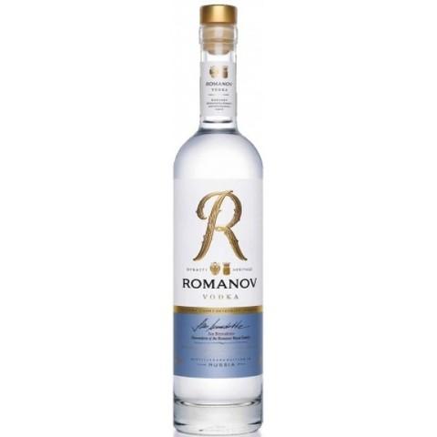Водка ROMANOV (Романов) 0,5 40%