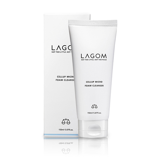 Пенка LAGOM Cellup PH Cure Foam Cleanser 120 мл