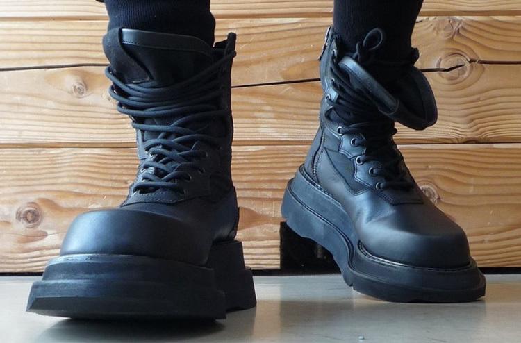 Ботинки «AERENU»