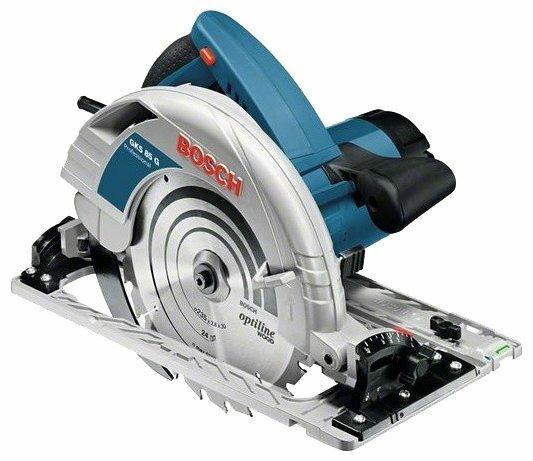 Пила циркулярная ручная Bosch GKS 85 Professional 060157A000