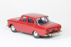 Moskvich-408 red Agat Mossar Tantal 1:43