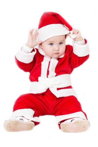 Костюм Санта Клаус малыш