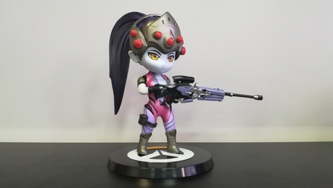 Фигурка Overwatch Widowmaker, 11 см
