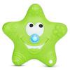 Игрушка для ванной Звёздочка ц.Зеленый
