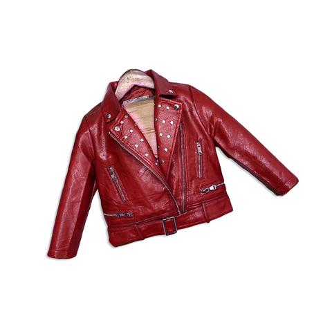 Куртка экокожа девочке (3-11) 200126-ST418