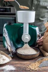 Насадка мельница для кофе и зерновых на тестомес Ankarsrum