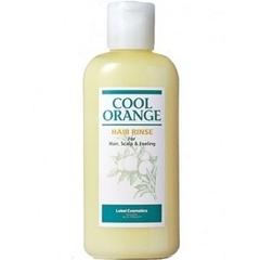 Lebel Cool Orange Hair Rinse - Бальзам-ополаскиватель «Холодный Апельсин»