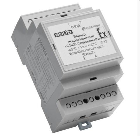 Барьер искрозащитный С2000-Спектрон-ИБ