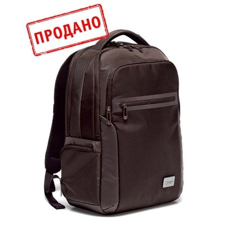 Рюкзак Roncato Desk classic laptop backpack Dark brown