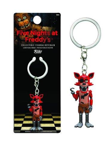 Брелок Funko Figural Keychain: FNAF: Foxy 8839