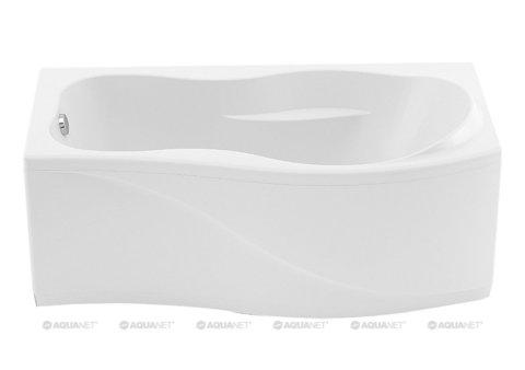 Ванна акриловая Aquanet Borneo 170x90 R правая
