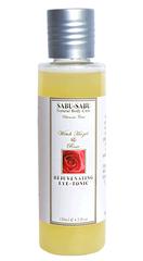 Натуральный тоник-компресс для кожи вокруг глаз с розой и гамамелисом, Sabu-Sabu