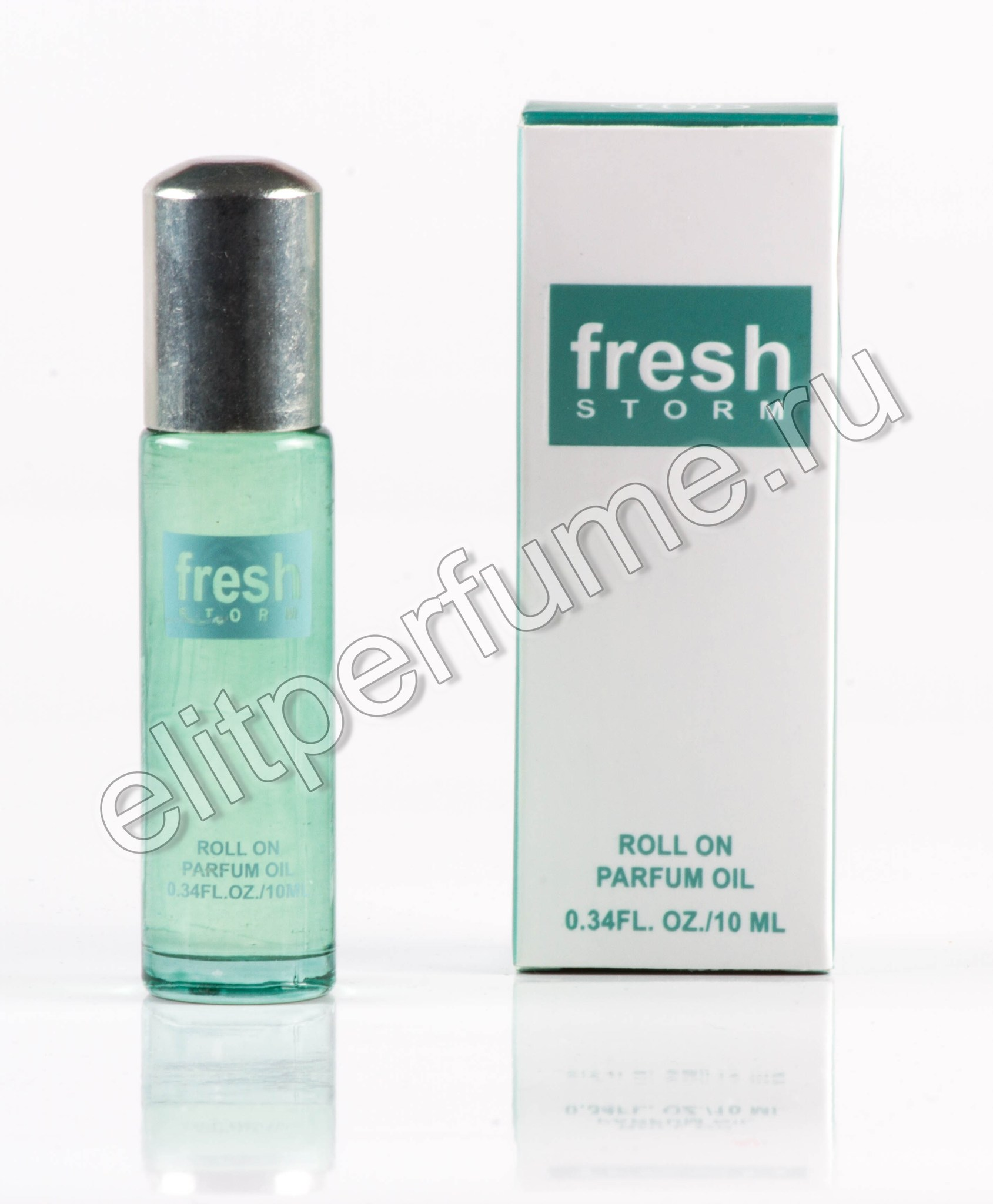 Fresh Storm 10 мл арабские масляные духи от Фрагранс Ворлд Fragrance world