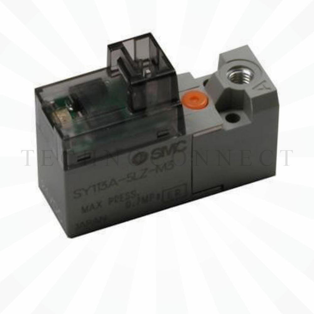 SY114-4LOU   3/2-Пневмораспределитель, 220VAC