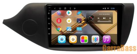 Штатная магнитола СB 3199T8  Kia Ceed 2013-2018  Android 8.1