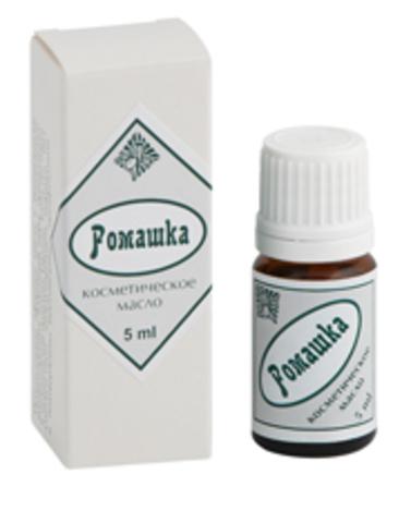 Косметическое масло Ромашка