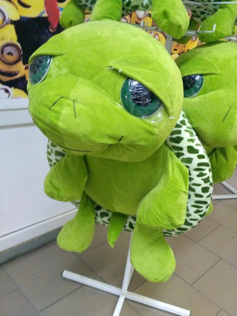 Черепаха 60 см мягкая игрушка