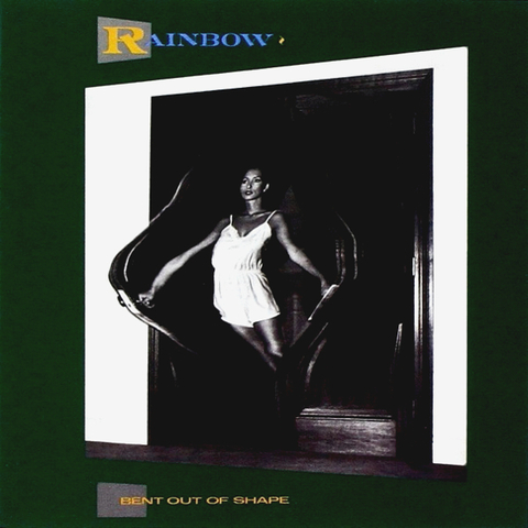 Rainbow ‎/ Bent Out Of Shape (CD)