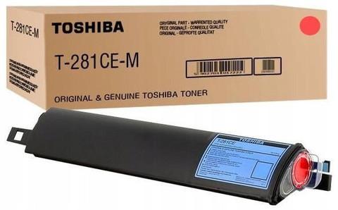 Тонер-картридж Toshiba T-281C-EM 6AK00000047/6AG00000844 пурпурный
