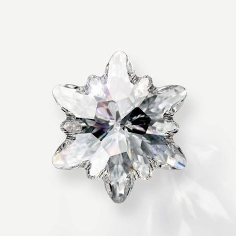 6748 Подвеска Сваровски Эдельвейс Crystal (18 мм) (SWP_B2B_Home_Edelweiss_465x465_2x)