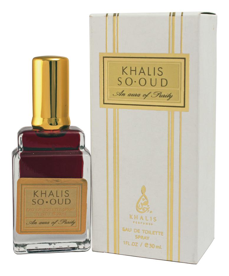 Пробник для Khalis So Oud Кхалис Со Уд  1 мл спрей от Халис Khalis Perfumes