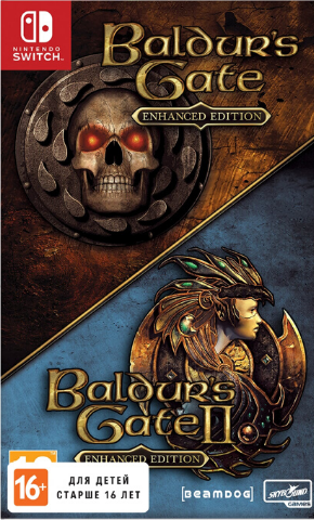 NS: Baldur's Gate: Enhanced Edition и Baldur's Gate II: Enhanced Edition (русская версия)