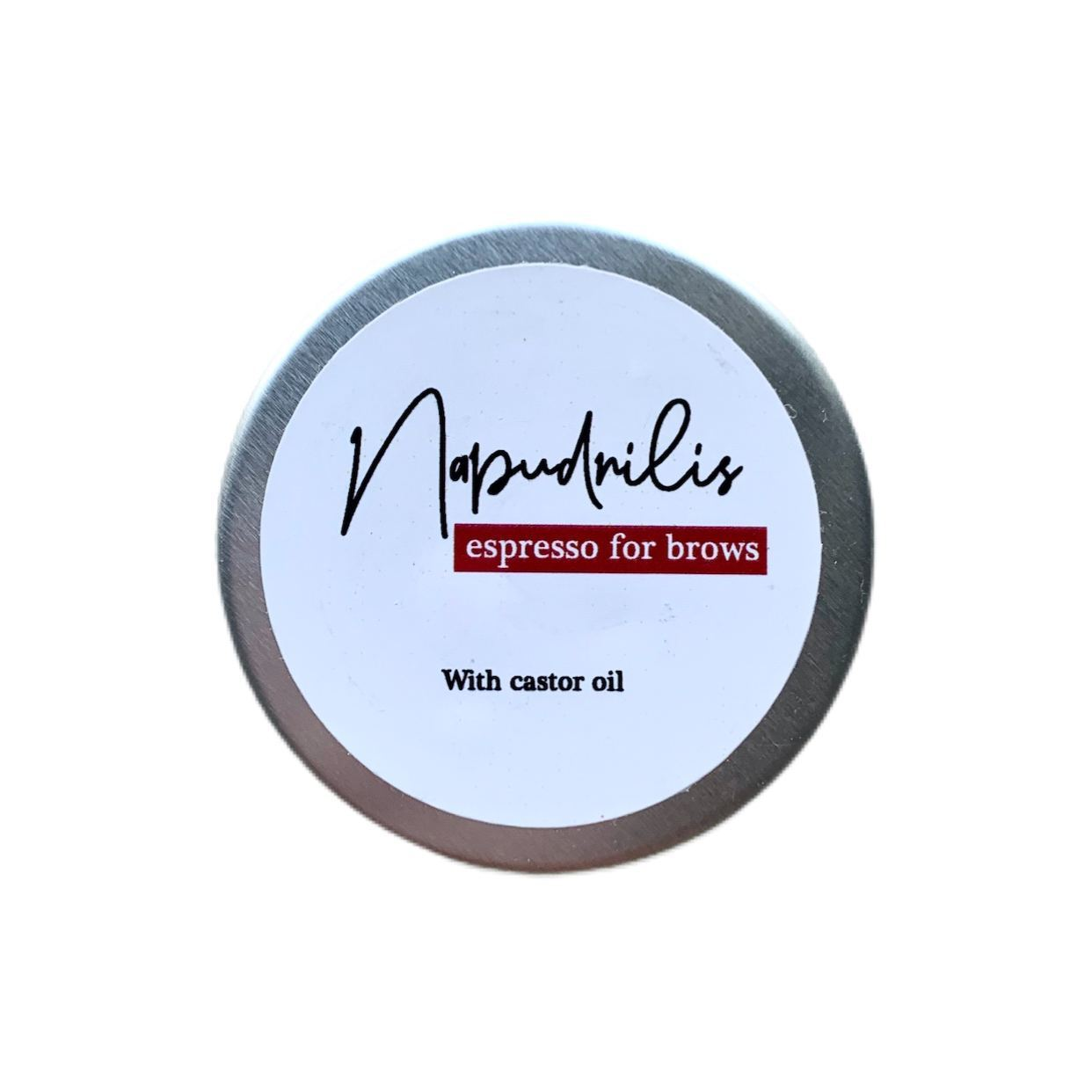 Мыло для бровей Napudrilis Espresso For Brows